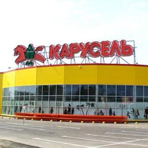 Гипермаркеты Дарьинского
