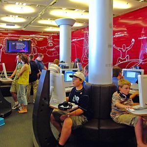 Интернет-кафе Дарьинского