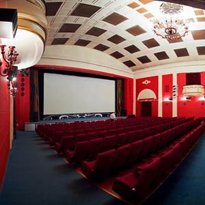 Кинотеатры Дарьинского
