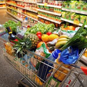 Магазины продуктов Дарьинского