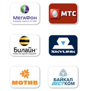 Операторы сотовой связи Дарьинского