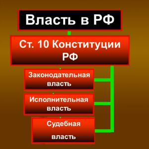 Органы власти Дарьинского