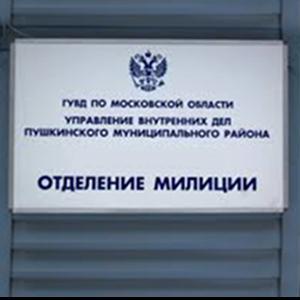 Отделения полиции Дарьинского