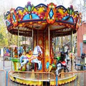 Парки культуры и отдыха Дарьинского