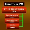 Органы власти в Дарьинском