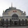 Железнодорожные вокзалы в Дарьинском