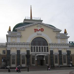 Железнодорожные вокзалы Дарьинского